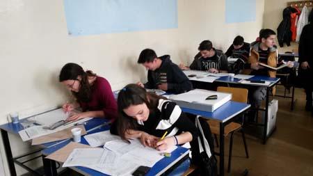 Školsko takmičenje Tehničke škole u području rada geodezija i građevinarstvo